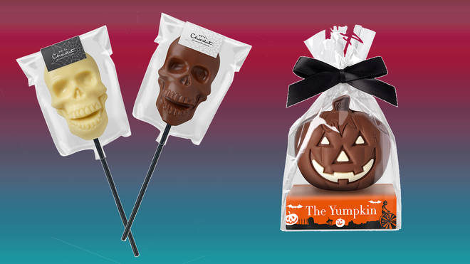 These chocolate lollies will turn some heads