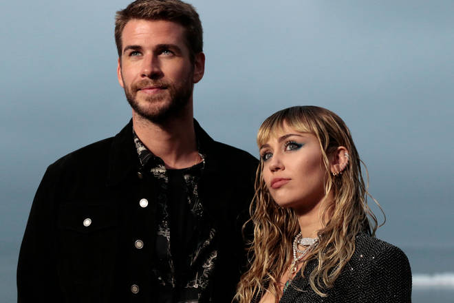 Liam and Miley announced their split earlier this year