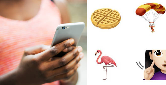 Apple release dozens of new iPhone emojis - including sloth, falafel and a skunk