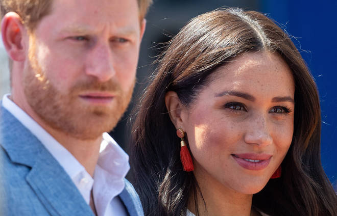 Meghan and Harry recently completed a royal tour in South Africa