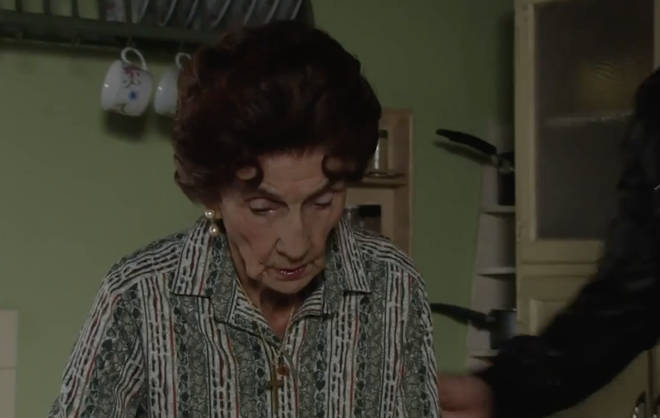 The actress has played Dot for over 30 years