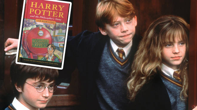 The edition of Harry Potter and the Philosopher's Stone sold for a huge amount