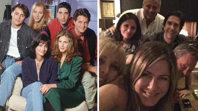 Fans delighted as Jennifer Aniston shared the sweet selfie