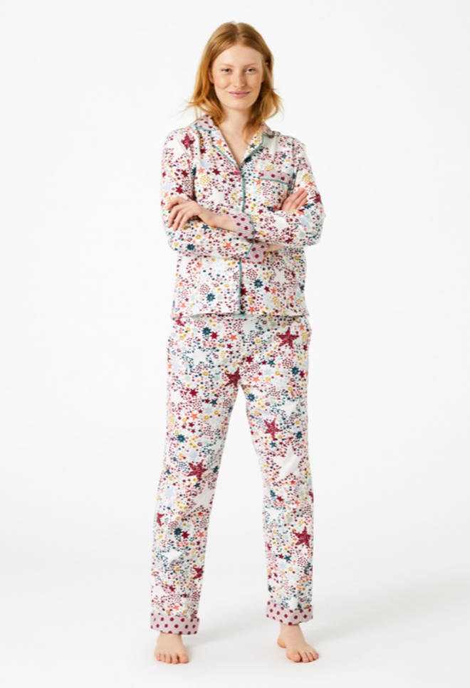 The Starlight PJ set from White Stuff