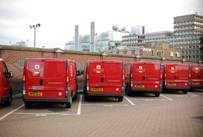 The Royal Mail strikes could cause Christmas chaos