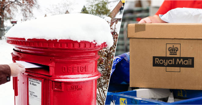 Royal Mail could go on strike this Christmas