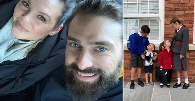 Ant Middleton has spoken candidly about his parenting fears