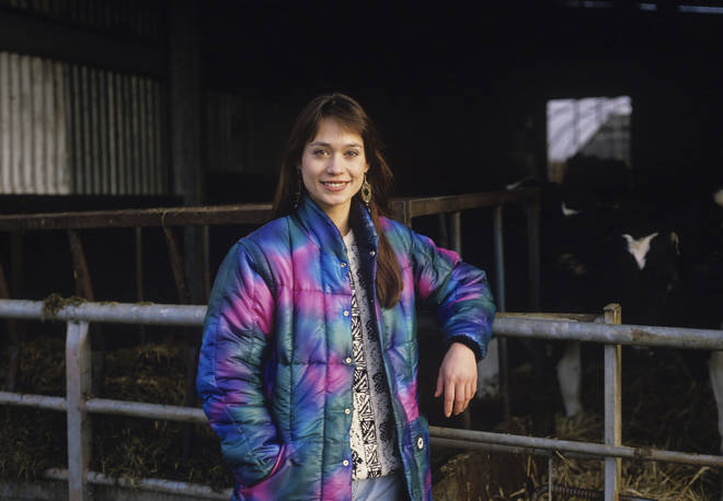 Leah starred in Emmerdale for 16 years