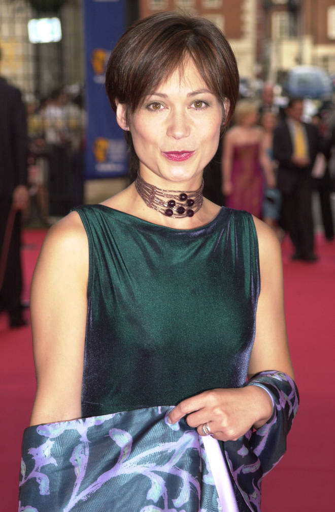 Leah Bracknell has died of cancer