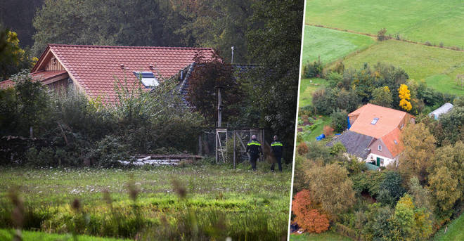 Details emerge after family of six 'trapped in secret farmhouse dungeon for nine years'