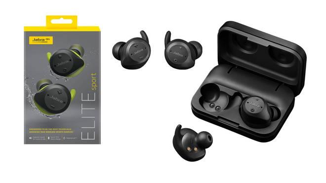 Jabra's Elite Sport wireless headphones, £199.99