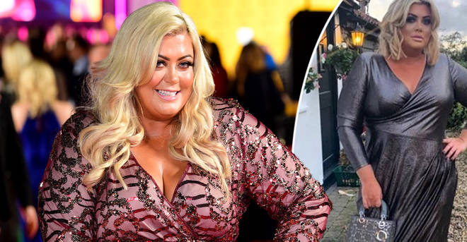 Gemma Collins has shown off her incredible weight loss