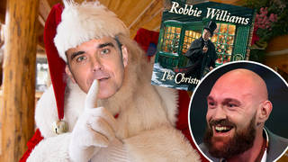 Robbie will be releasing the most amazing Christmas gift for his fans