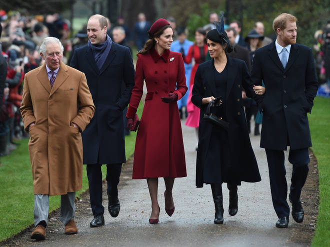 Harry and William are reportedly 'feuding'