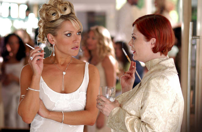 Footballers Wives is being adapted for stage