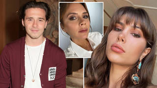 Brooklyn is now dating model Phoebe Torrance
