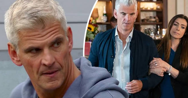 Robert Preston will be killed in a shock Corrie shootout