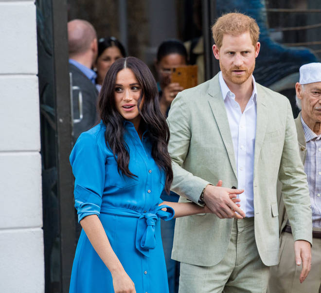 Prince Harry released his scathing statement the day before the Royal Tour ended