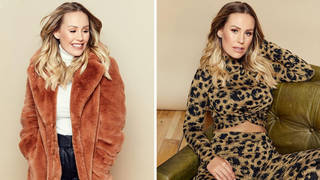 The lush new collection has pieces perfect for winter