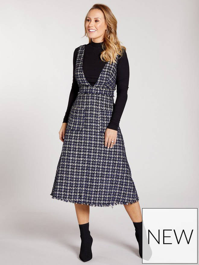 This gorgeous dress is part of the new collection