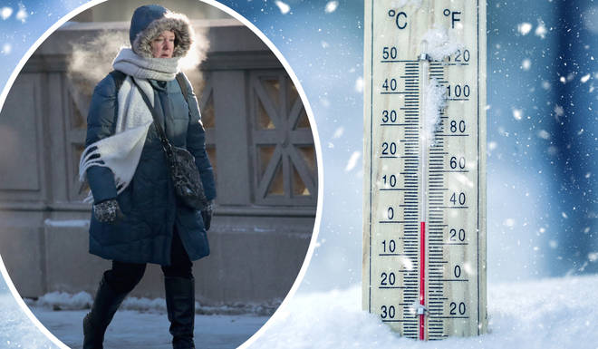 Could this be the coldest October on record?
