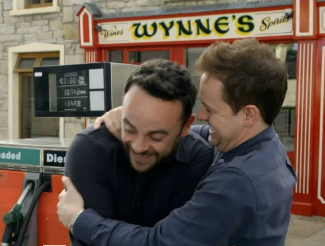 Ant and Dec's friendship will also be explored in the documentary