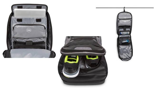 "Targus Work + Play Fitness 15.6"" Laptop Backpack, £64.99"