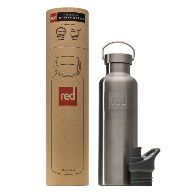 Red Original Insulated Steel Water Bottle, £25.00