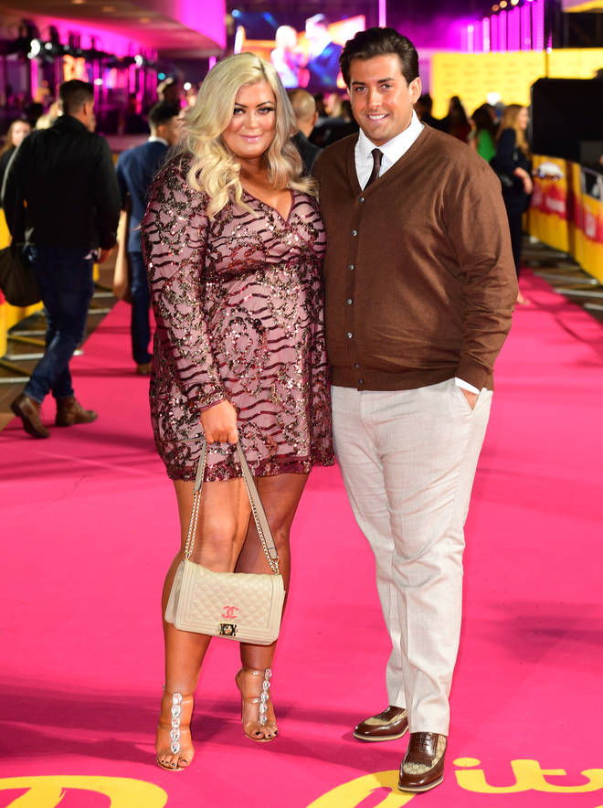 Gemma has recently dumped Arg due to his apparent drug problem