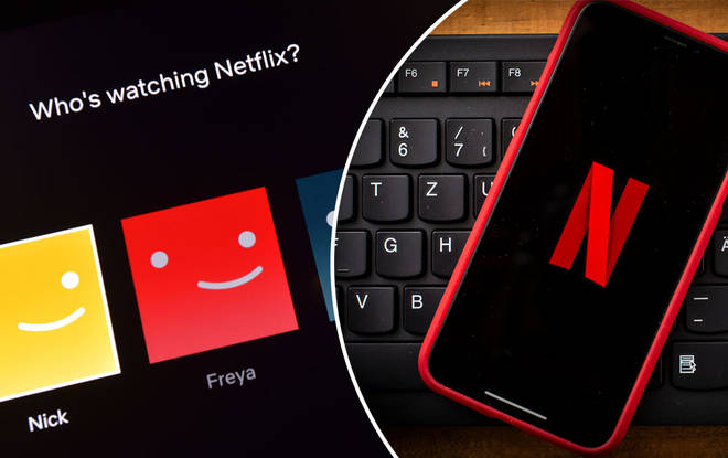 A lot of us share our Netflix passwords with friends and family