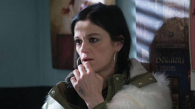 Katie Jarvis left EastEnders in February