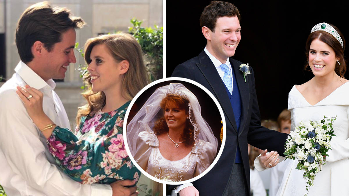 princess beatrice of york wedding dress