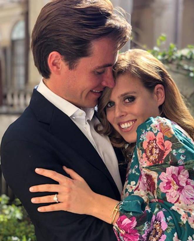 Princess Beatrice and Edoardo Mapelli Mozzi are set to get married next year
