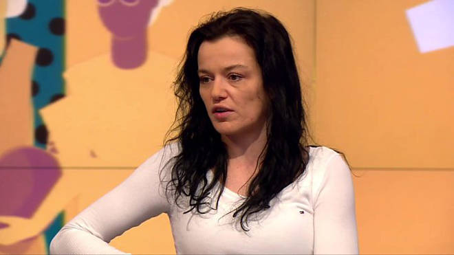 Katie spoke out about being 'job-shamed' on Victoria Derbyshire