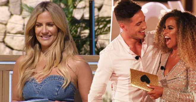 The new winter Love Island will launch in January