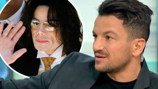 """Peter Andre has insisted starring in Thriller is """"all about the music"""""""