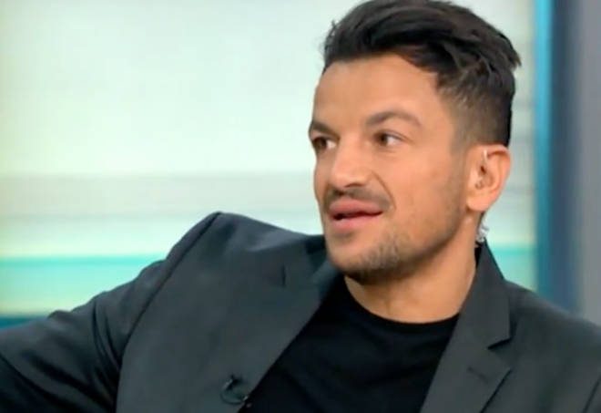 Peter Andre said that the music must be separated from the allegations of sexual abuse