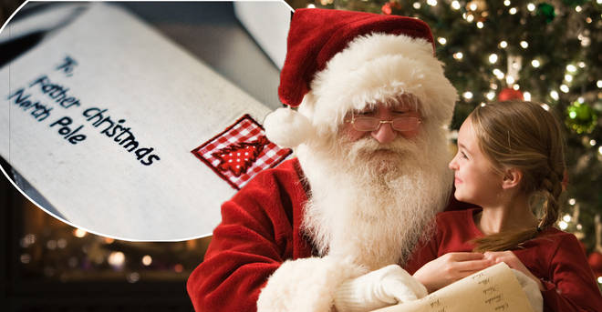 Here's where you need to send your kids' letters to Santa