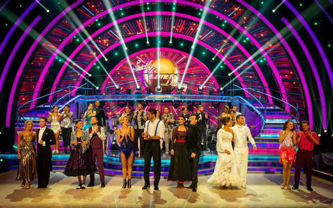 The Strictly Come Dancing contestants have fallen ill
