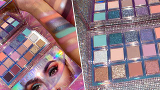 The beautifully-coloured palette has us GAGGED