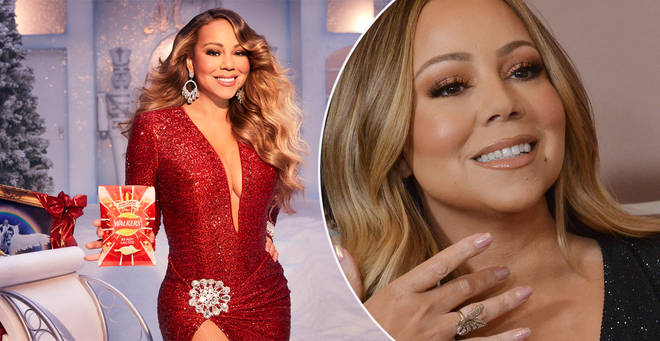 Mariah Carey will star in the 2019 Walkers Christmas advert