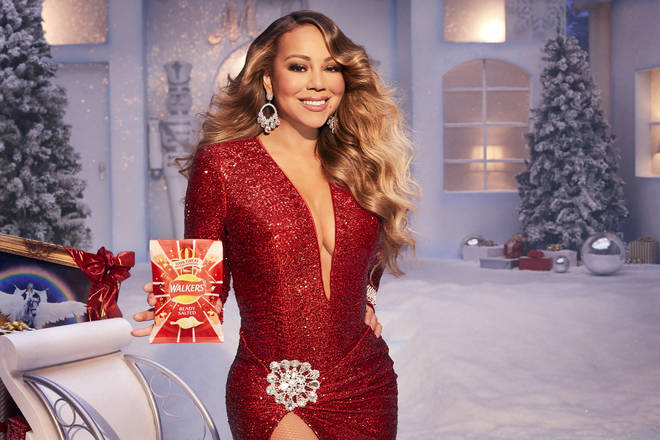 Mariah Carey has reportedly been paid £9 million for her role in the advert
