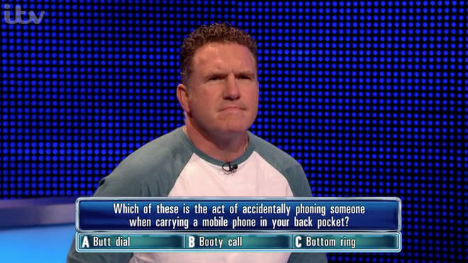 Alun from Cardiff was met with this difficult question