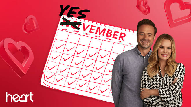 Jamie and Amanda need YOUR ideas for their YES-vember challenge