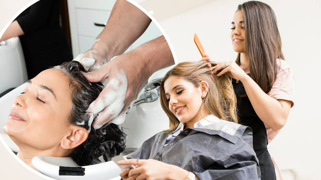 You can now book into a silent hair appointment