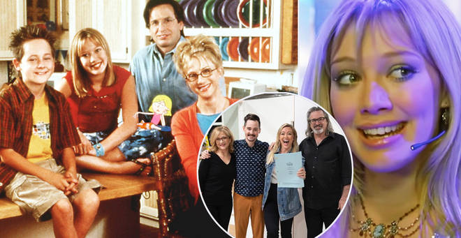 Lizzie McGuire is back!