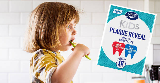 Parents are raving about these Boots chewable tablets