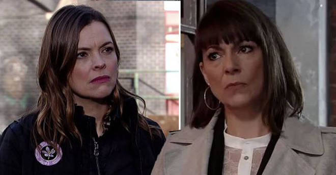 Tracy Barlow is set to bed Paula