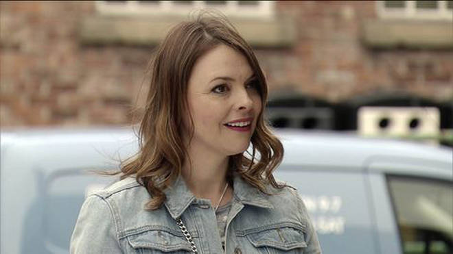 Tracy Barlow will do anything to stop her secret affair coming out