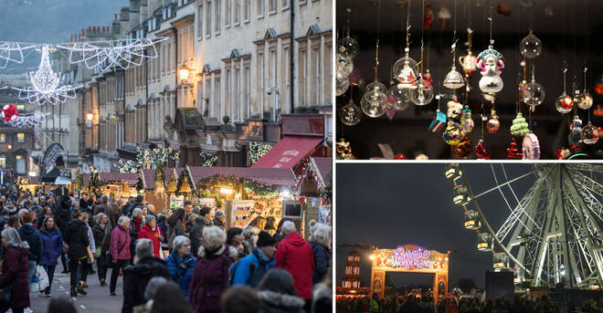 Check out the best Christmas Market's in the UK